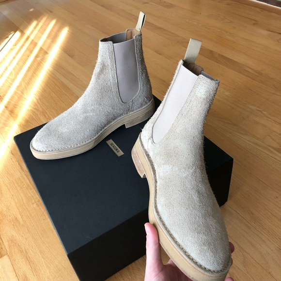 0a082c764c8cd YEEZY Season 6 Chelsea Boot (Taupe)